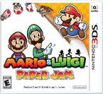 Mario & Luigi Paper Jam (NA)