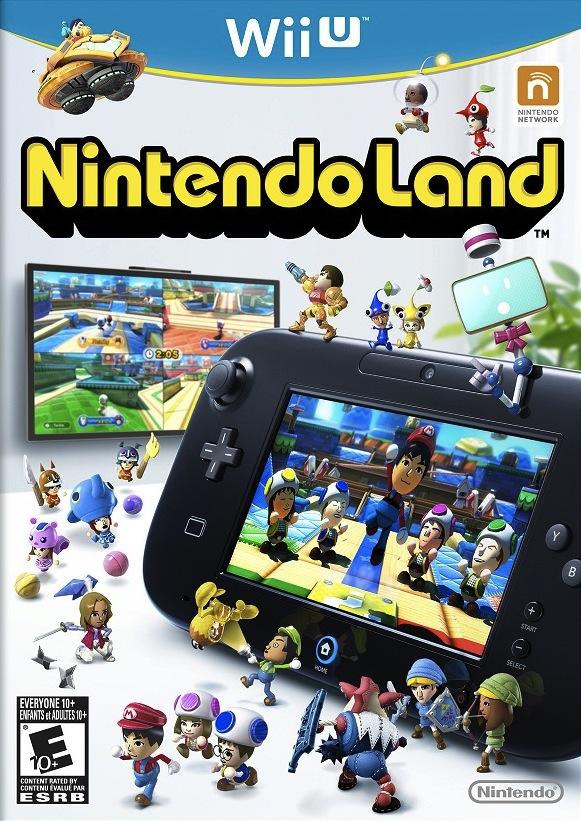 Nintendo Land | Nintendo | FANDOM powered by Wikia