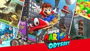 Super Mario Odyssey - Key Art 03