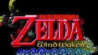 The Legend of Zelda - The Wind Waker Logo