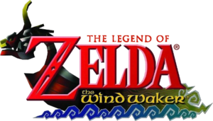 The Legend of Zelda - The Wind Waker Logo