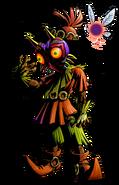 The Legend of Zelda Majora's Mask 3D - Character artwork 09