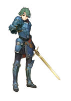 FireEmblemEchoes Alm