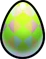 Is feh green egg