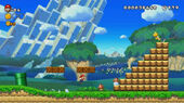 Super Mario Wii U screenshot 2