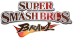 Super Smash Bros Brawl logo