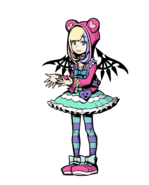 The World Ends with You Final Remix - Character Art - Coco 24