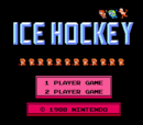 Ice hockey title