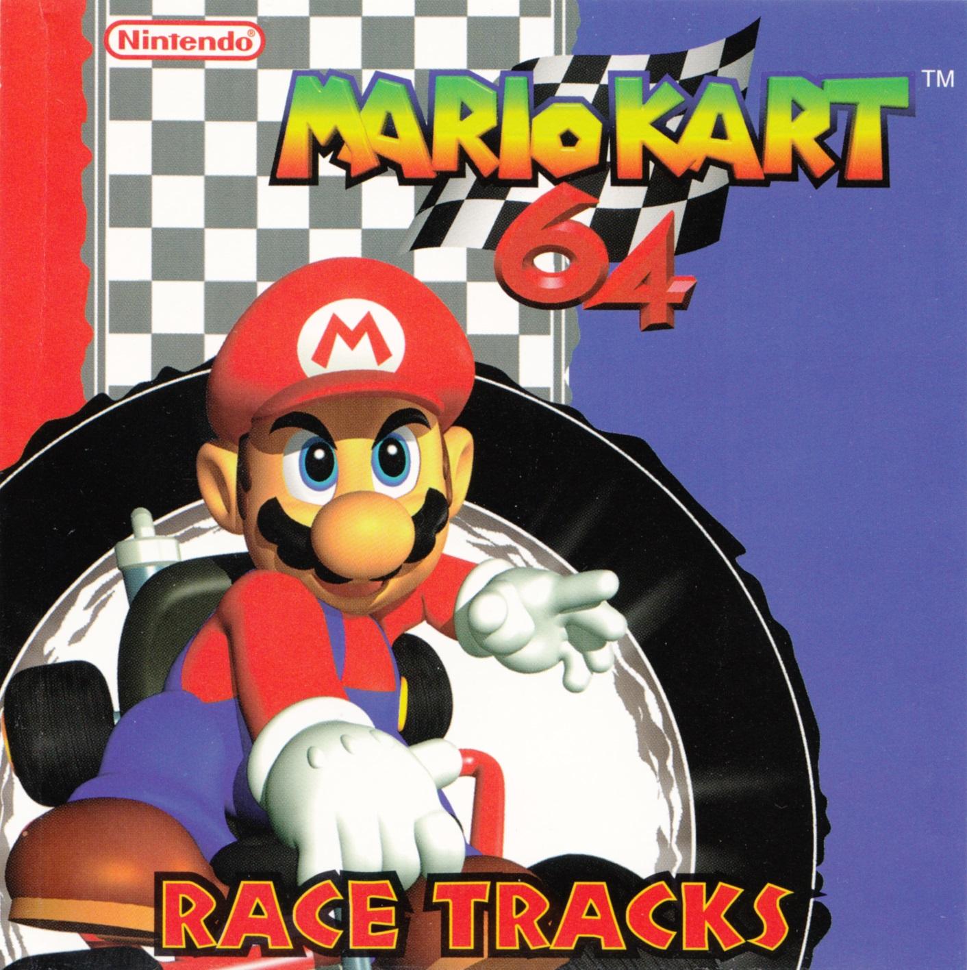 Mario Kart 64 Soundtrack Nintendo Fandom