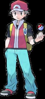 Red (Pokémon Trainer)   Nintendo   FANDOM powered by Wikia