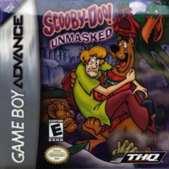 Scooby-Doo! Unmasked (GBA) (NA)