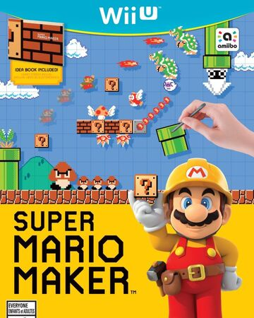 Super Mario Maker Nintendo Fandom