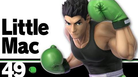 49- Little Mac – Super Smash Bros. Ultimate