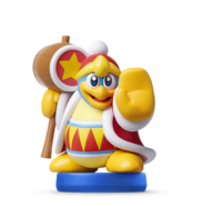 Amiibo - Kirby - King Dedede