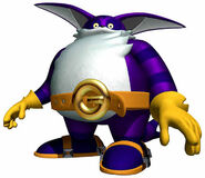 Big the Cat Heroes