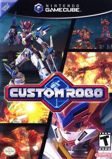 Custom Robo (GC) (NA)