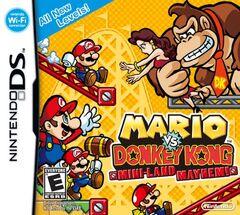 Mario vs Donkey Kong - Mini-Land Mayhem! (NA)