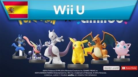 Pokkén Tournament - Colecciona y juega con 6 figuras amiibo de Pokémon (Wii U)