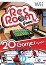 Rec Room Games (Wii) (NA)