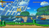 Super Mario Wii U screenshot 1