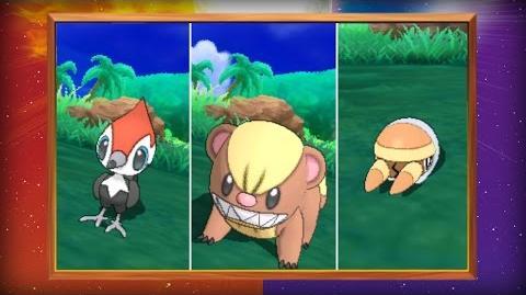 ¡Descubre nuevos Pokémon y el Battle Royale en Pokémon Sol y Pokémon Luna!