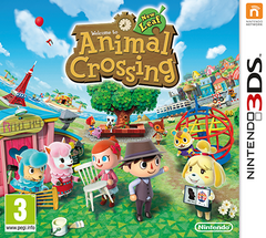 Animal Crossing New Leaf Portada