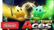Mario Tennis Aces - Luma