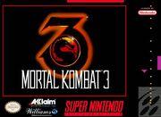 Mortal Kombat 3 (SNES) (NA)