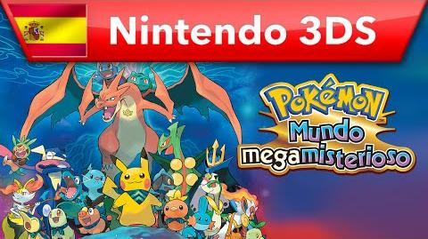 Pokémon Mundo megamisterioso - Tráiler (Nintendo 3DS)
