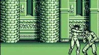 Raging Fighter Tournament Konami GameBoy By NukesGoBoom