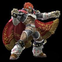 Super Smash Bros. Ultimate - Character Art - Ganondorf
