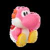 Amiibo - Pink Yarn Yoshi