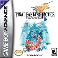 Caratula final fantasy tactics advance