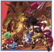 Dragon Quest Monster series