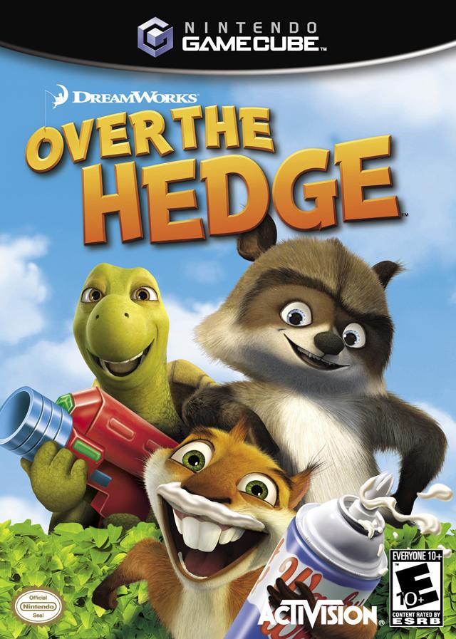 Over the Hedge | Nintendo | FANDOM powered by Wikia