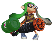 Splatoon - Splatling StandardF 00
