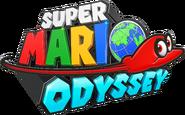 Super Mario Odyssey logo (Obsolete)