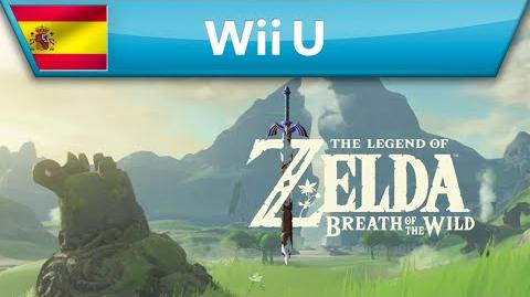 The Legend of Zelda Breath of the Wild - Tráiler del E3 2016 (Wii U)