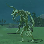 BotW Hyrule Compendium Stalmoblin