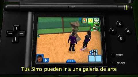 Los Sims 3 para Nintendo DS - Trailer