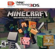 Minecraft New 3DS (NA)