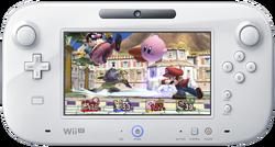 Smash Bros on GamePad