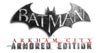 Batman Arkham City Armored Edition logo 1