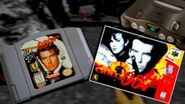 GoldenEye 007 Nintendo 64 - VHS Trailer 1997📼