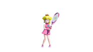 Mario Tennis Aces - Character Artwork - Peach 02