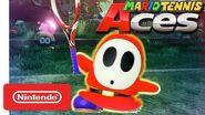 Mario Tennis Aces - Shy Guy