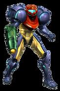 Metroid Prime (Samus Gravity Suit)