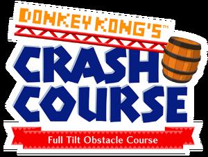 Nintendo Land - Donkey Kong Crash Course logo