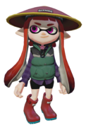 Splatoon - Vest Fisherman