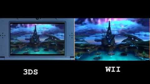 Xenoblade 3DS vs
